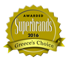 Awarded Superbrands 2016